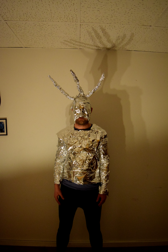 pitchfork halloween costume