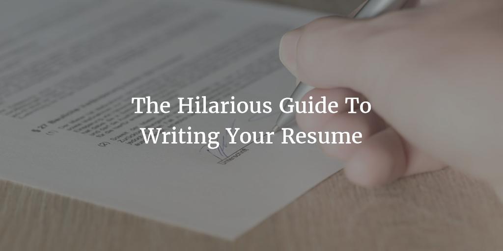 resume featured